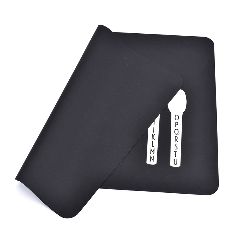 Custom Printing Dining Table Heat resistant Placemats Stain Resistant Washable Table Mats